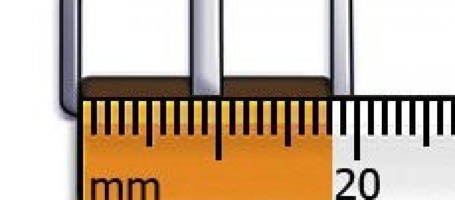 Пример замера скобки для ремешка