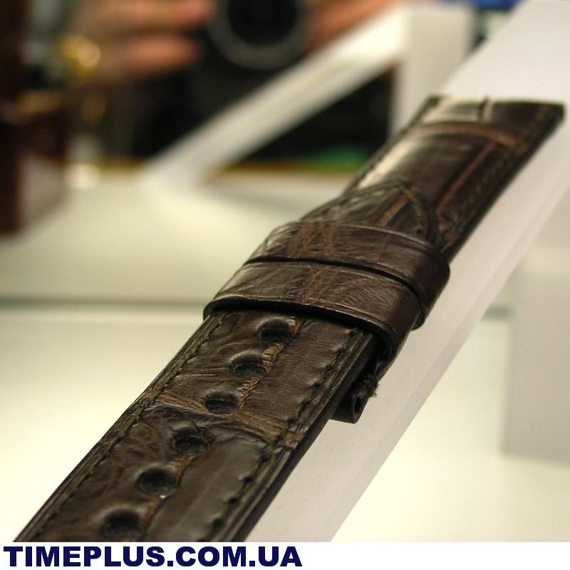 Ремешок из кожи крокодила