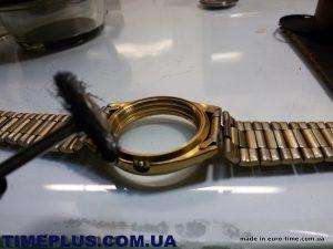 чистка часов ориент
