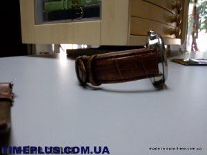 коричневый ремешок для часов