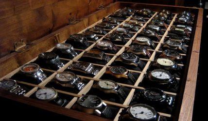 хранение часов