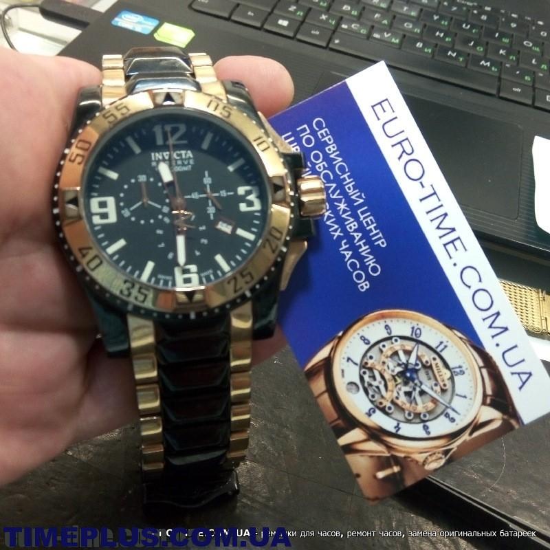 invicta-часы наших клиентов